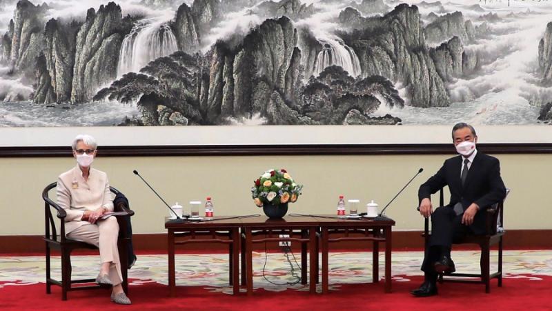 Китай, САЩ, суверенитет