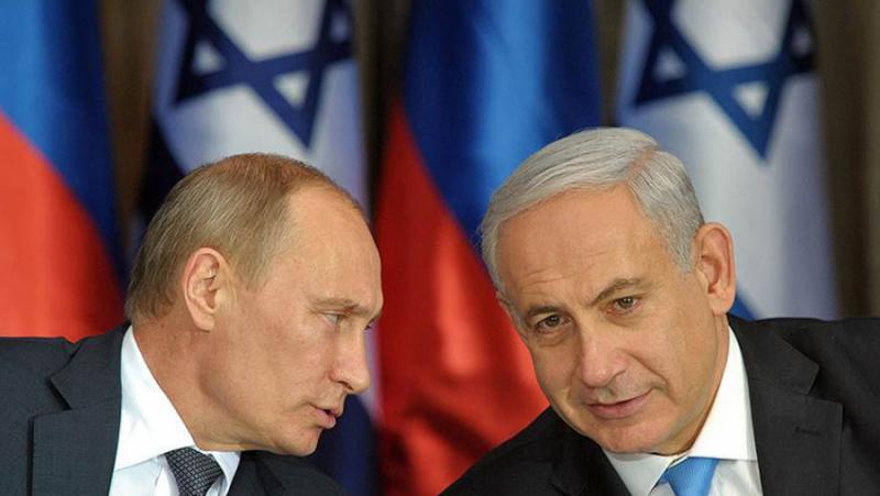 Русия, търпение, израелски удари, Сирия
