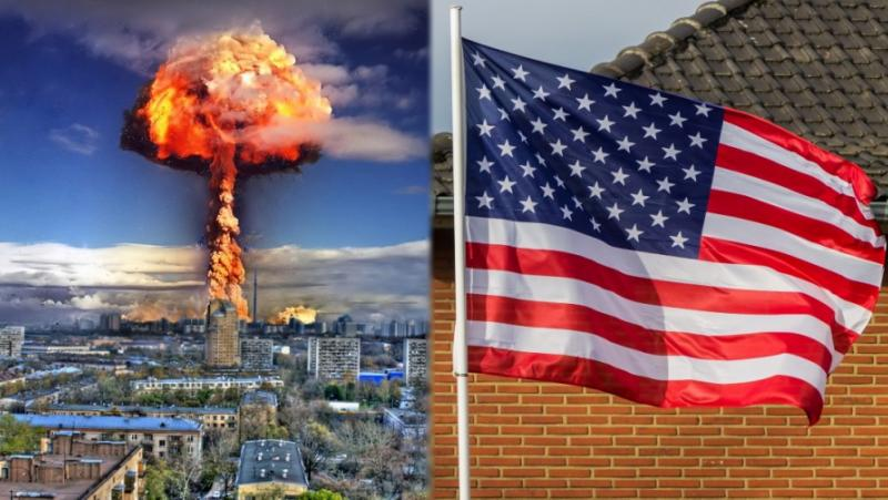 САЩ, Европа, ядрена война