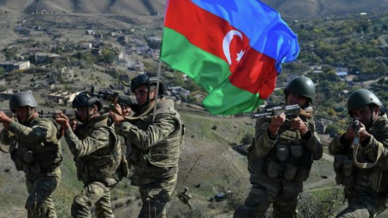 Нарушения, примирие, Сражения, арменско-азерска граница