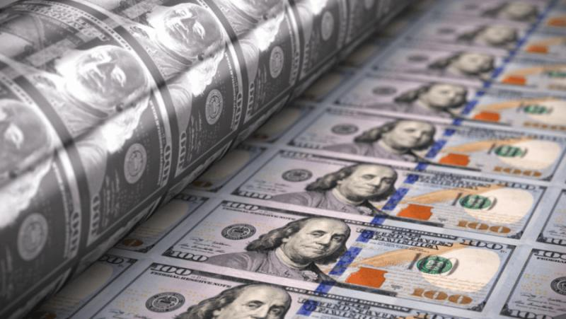 САЩ, допечатват, трилион долари, инфраструктура, 3,5 долари, социални програми, здравеопазване, климат