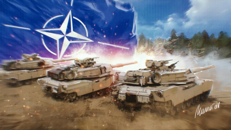 НАТО, граници, Русия