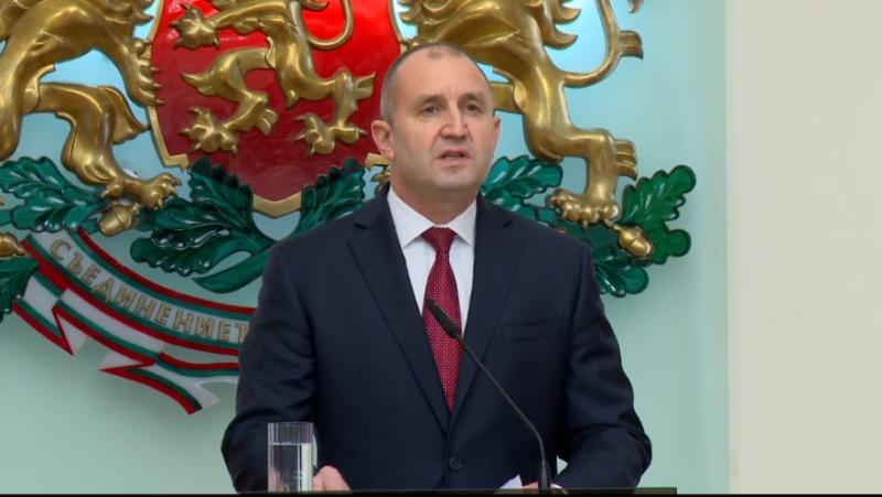 Президент, назначаване, служебно правителство, разпускане, 46-ото Народно събрание, парламентарни избори