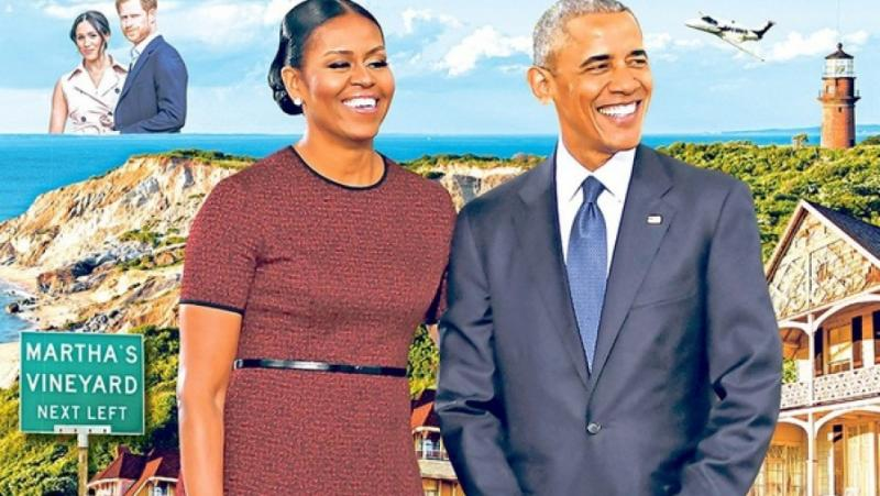 Празник не за стадото, юбилей, Барак Обама,  скандал