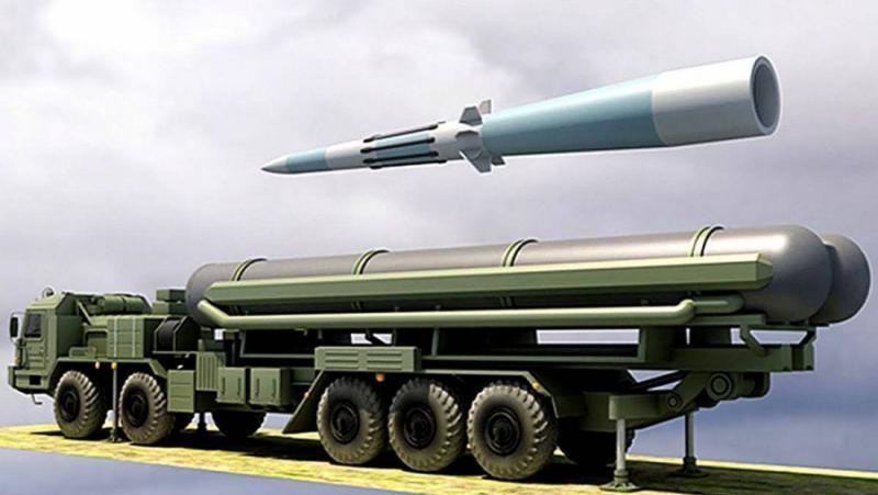 С-500, особени ракети