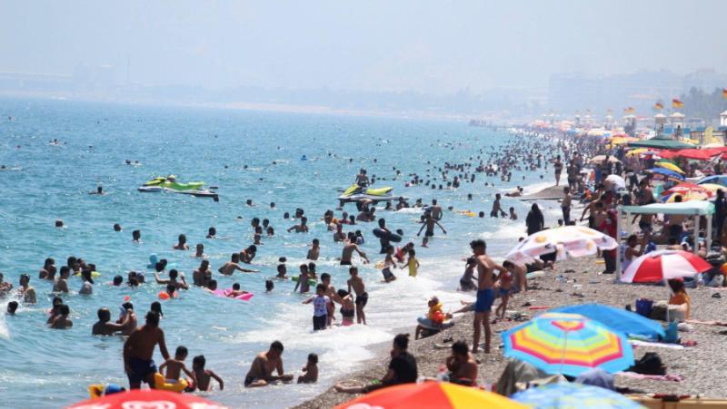 HDN, 4 милиона туристи, Анталия, началото на годината, руснаци