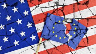 Die Zeit, конфронтация, САЩ, Китай, изхвърли, Европа, периферия