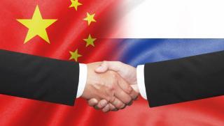 Москва, Пекин, координират, контранастъпление,японската пропаганда