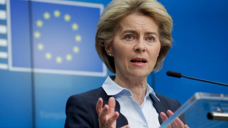 Урсула фон дер Лайен, ЕК, създаване, Европейски отбранителен съюз