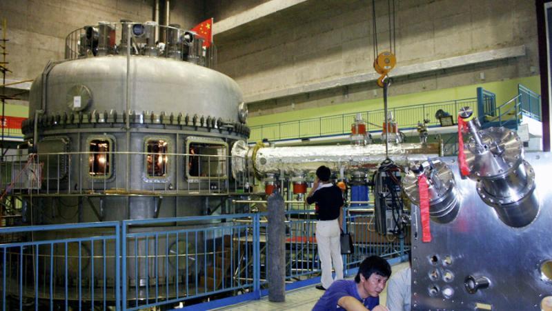 Times, Китай, ядрен реактор, революция, ядрената енергетика