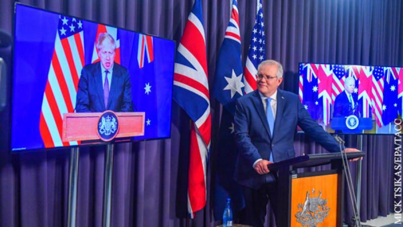 Съзнание, Австралия, Китай , чудовище