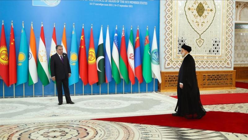 Иран, Шанхайска организация за сътрудничество, ШОС
