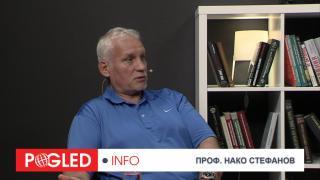 Нако Стефанов, изчегъртване, българите, България