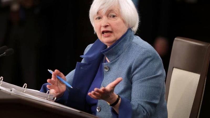 Финансов министър, Джанет Йелън, САЩ, икономическа катастрофа