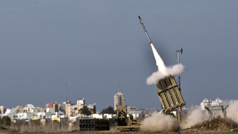 Израел, въоръжава, арабите