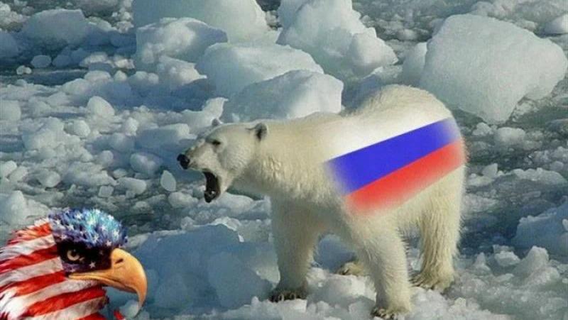 Washington Times, изоставане, САЩ, Русия, Арктика