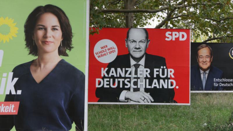 Руски газ, избори, Германия