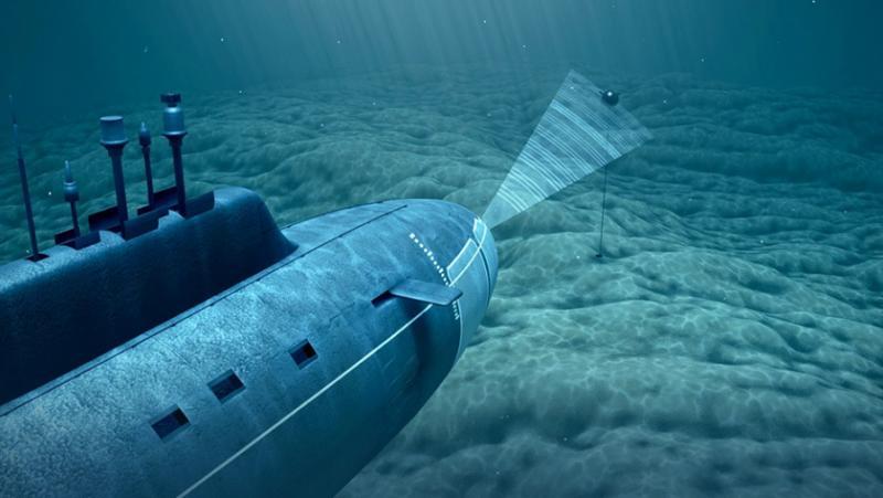 Русия, 10 години, пред  САЩ, пасивни сонарни системи, подводници