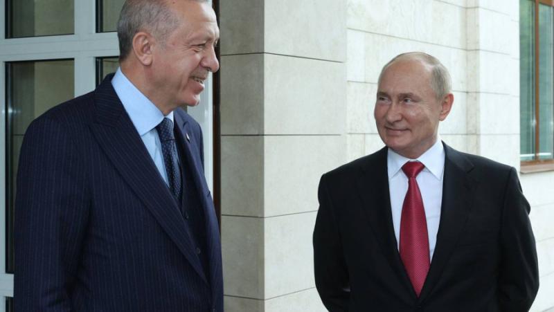 Москва, Анкара, общ неприятел, Сирия