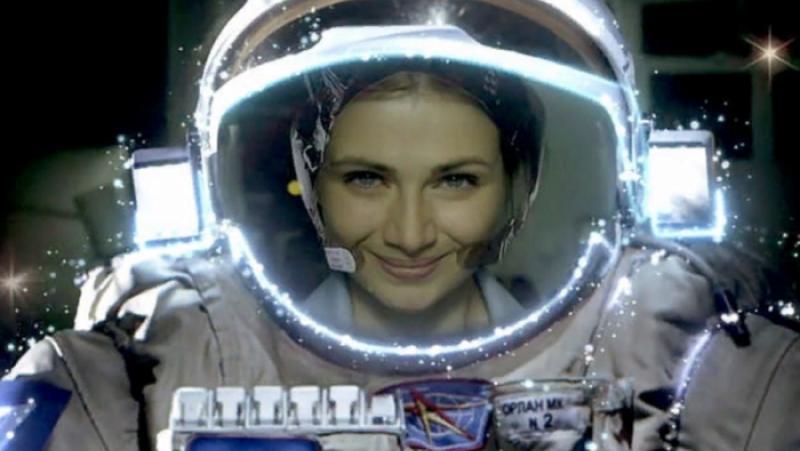 Bild, Русия, САЩ, заснемане, космически филми