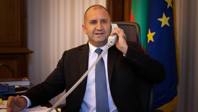 Румен Радев, диалог, Северна Македония, България, ценности, Европейски съюз