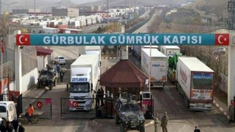 Турция, търговски демарш, камиони, Иран, граница