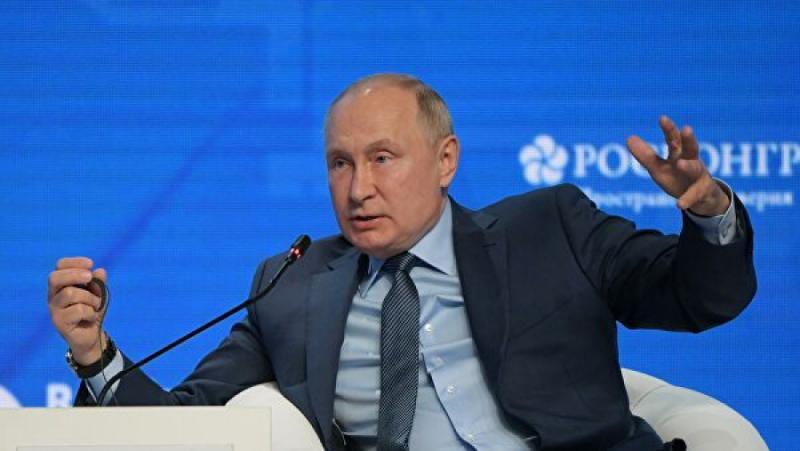 Путин, руско хиперзвуково оръжие
