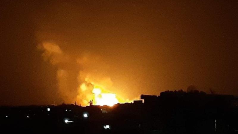 Русия, Израел, ударил, завод, фосфати, Сирия