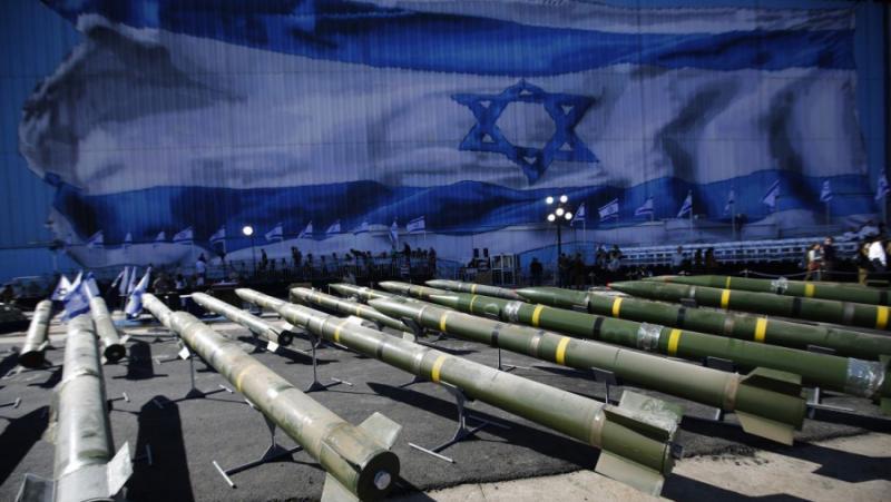 Израел, обкръжава, Русия, свое оръжие