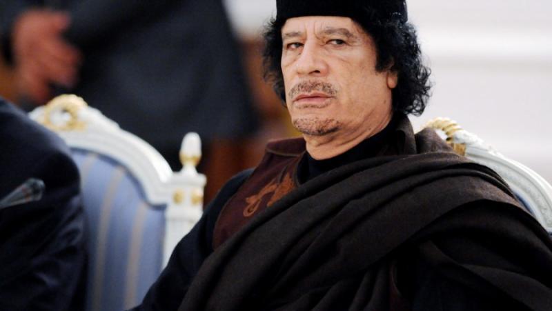 10 години, убийство, Кадафи, Либийската нация, унищожена