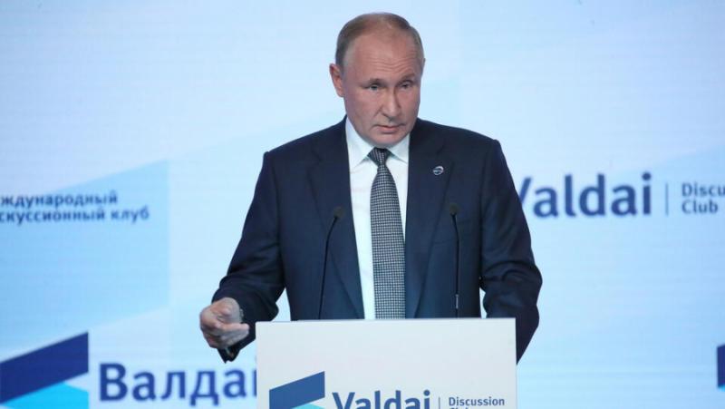 Путин, погреба, епоха, доминиране, Запада