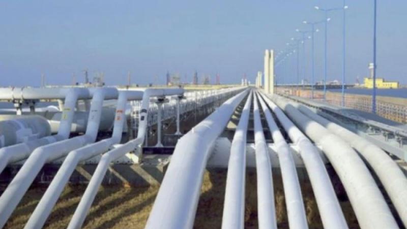 Ноември, спират, газопровод, Европа