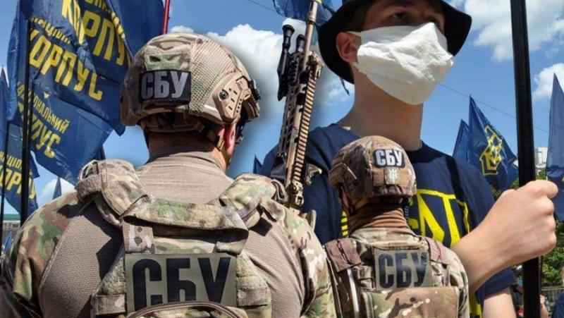 Украйна, тотален контрол, населението