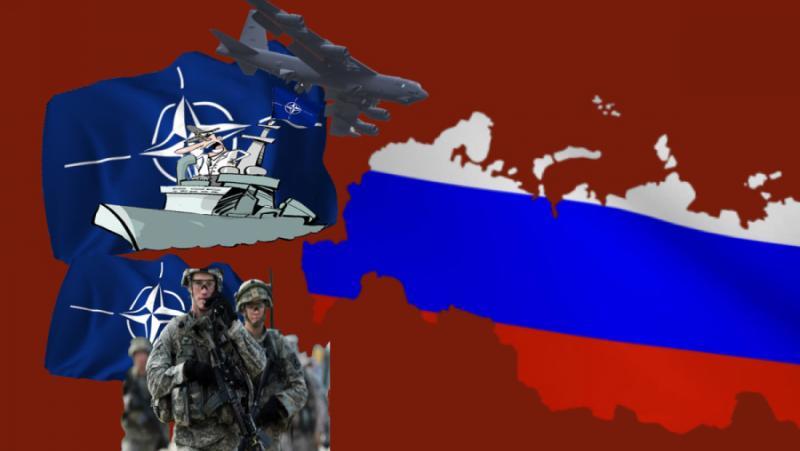 НАТО, атакува, Русия, Украйна