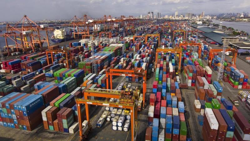 Süddeutsche Zeitung, британско пристанище, задръстване, контейнери