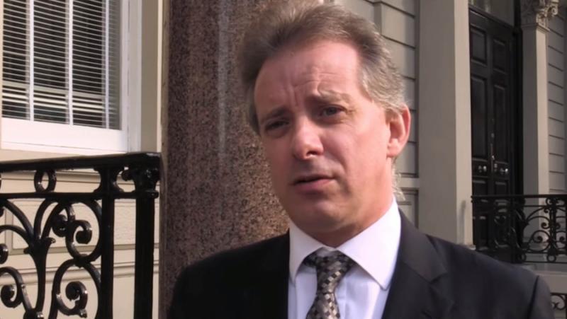 DE, Кристофър Стийл, обвинява, Русия, враждебни действия, Великобритания