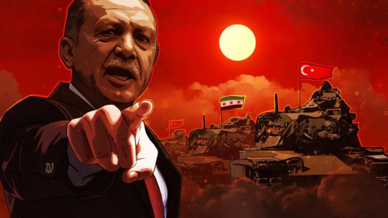 Сирийски капан, Ердоган