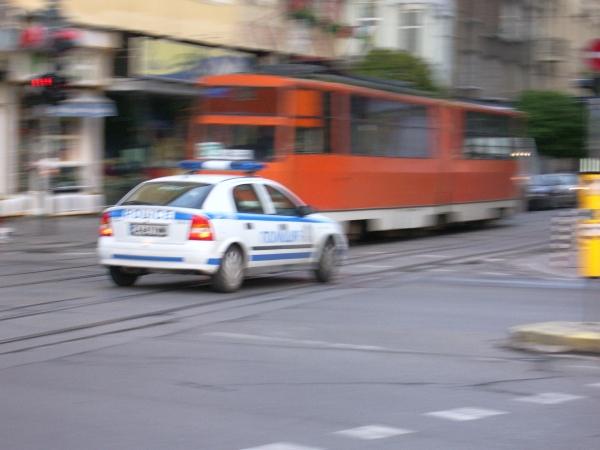 полиция, София, акция, заведения